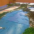 鹿児島県地形模型