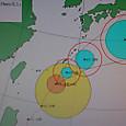 台風3号がどう動くか。