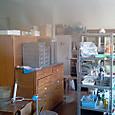 整備しがいのある理科準備室