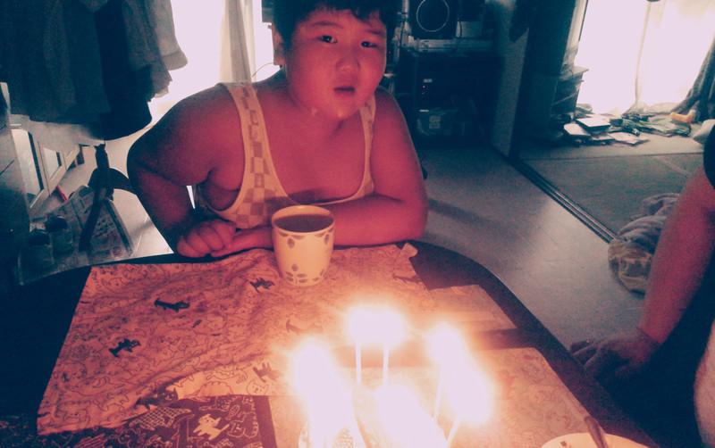 なおちん、誕生日おめでとう。