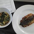 調理実習の試食