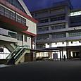 鹿児島高校の引率ですよ。
