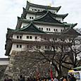 名古屋城見て帰りました。